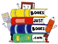 BooksJustBooks.com Logo