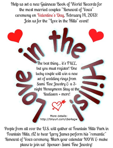 Love in the Hills info