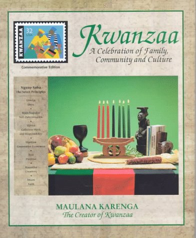 Kwanzaa: A Celebration of Family, Community and Culture<