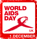 World AIDS Day - December 1st